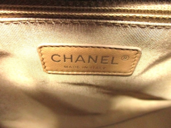 CHANEL(シャネル) トートバッグ美品  マトラッセ A50277 黒 6