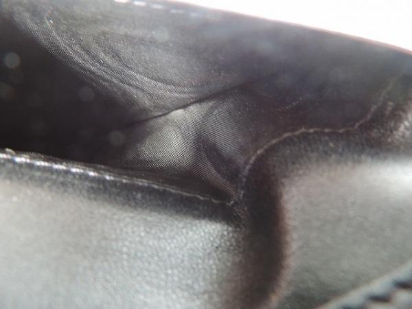GIVENCHY(ジバンシー) カードケース美品  黒×ピンク×マルチ 花柄 6