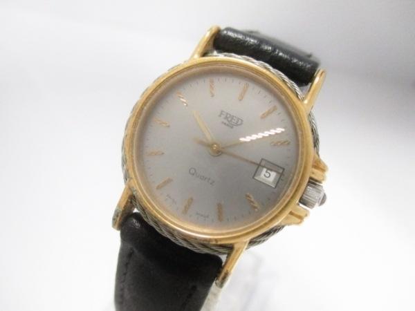 FRED(フレッド) 腕時計 force10 5561.034.40 レディース シルバー 0