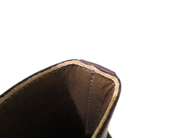 エルメス ショートブーツ 37 1/2 レディース美品  ネオ カーフレザー 6
