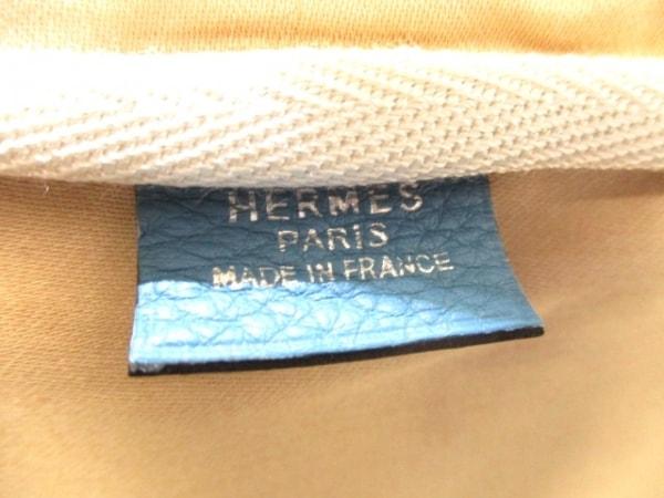 HERMES(エルメス) ボストンバッグ ヴィクトリア50 ブルージーン 6