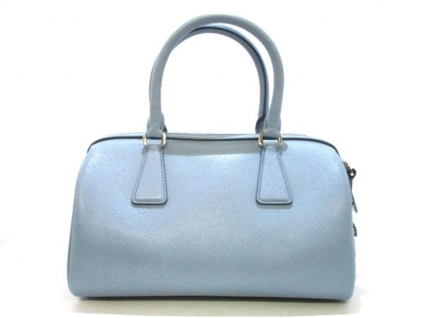 PRADA(プラダ) ハンドバッグ美品  - BL845Y ライトブルー 3