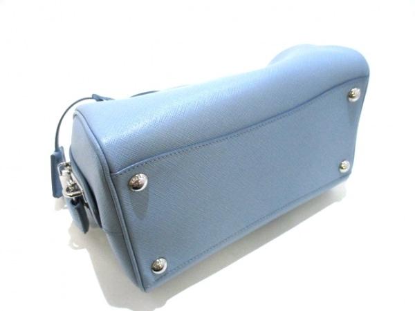 PRADA(プラダ) ハンドバッグ美品  - BL845Y ライトブルー 4