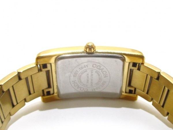 COACH(コーチ) 腕時計 CA.02.734.0342 レディース 白 3