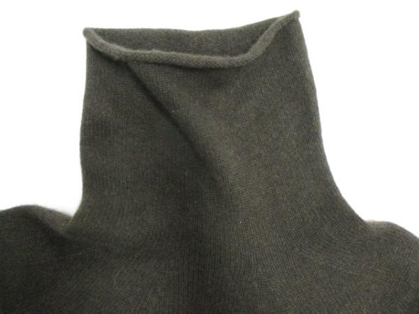シャネル 長袖セーター サイズ38 M レディース ダークブラウン 5