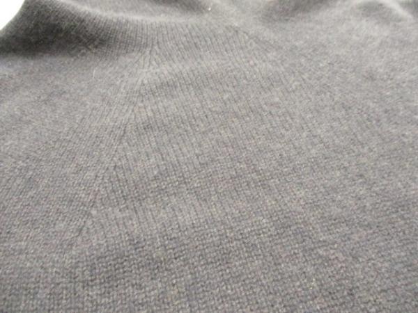 シャネル 長袖セーター サイズ38 M レディース ダークブラウン 6