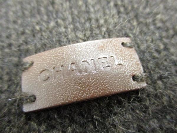 シャネル 長袖セーター サイズ38 M レディース ダークブラウン 8