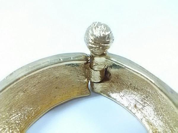 YvesSaintLaurent(イヴサンローラン) アクセサリー 金属素材×シルク 6