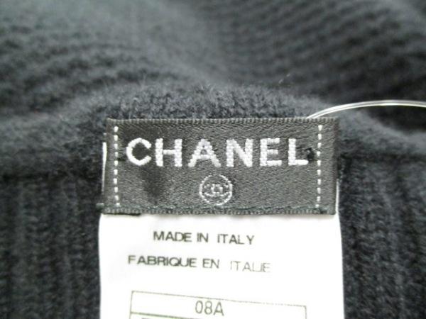 CHANEL(シャネル) ワンピース サイズ40 M レディース美品  黒 3
