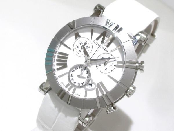 ティファニー 腕時計美品  アトラス Z1301.32.11A20A71A レディース 0