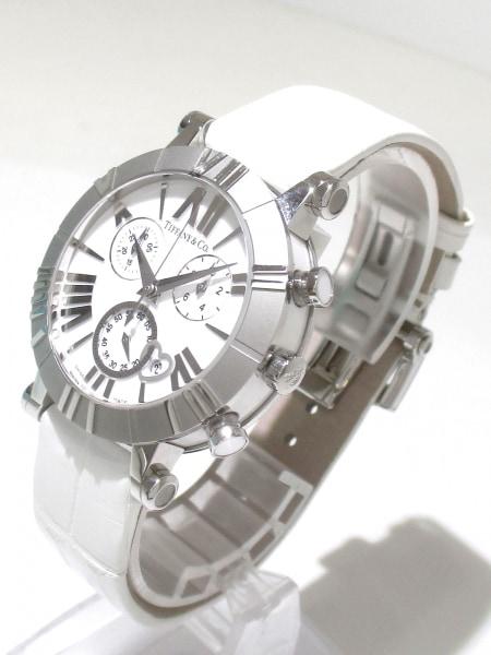 ティファニー 腕時計美品  アトラス Z1301.32.11A20A71A レディース 2