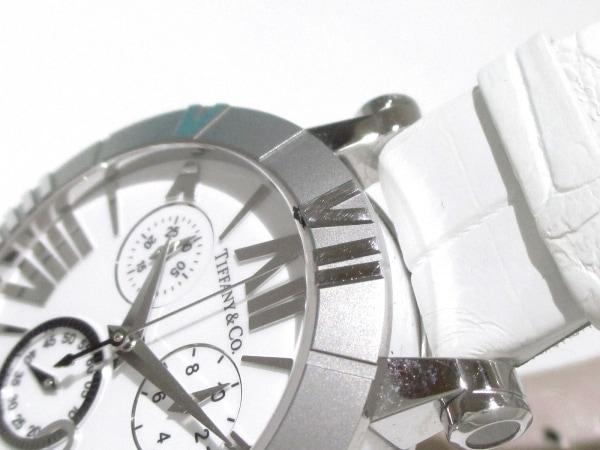 ティファニー 腕時計美品  アトラス Z1301.32.11A20A71A レディース 7