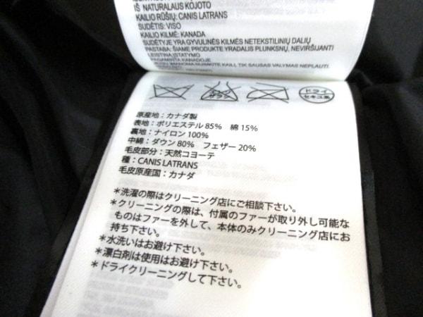 カナダグース ダウンジャケット サイズL/G L レディース美品  カーキ 4