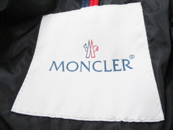MONCLER(モンクレール) ダウンコート サイズ3 L レディース美品  黒 3