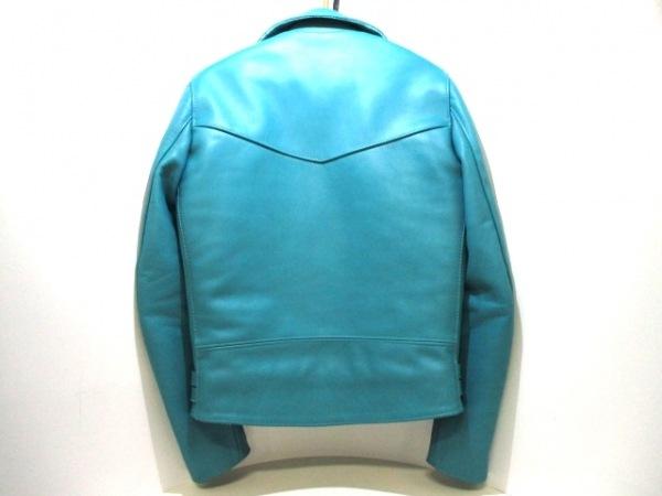 ルイスレザーズ ライダースジャケット サイズ38 M メンズ 391T 2