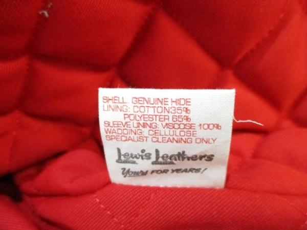 ルイスレザーズ ライダースジャケット サイズ38 M メンズ 391T 4