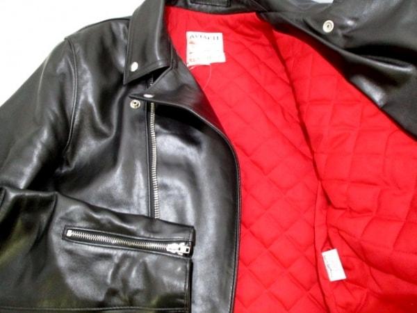 ルイスレザーズ ライダースジャケット サイズ40 M メンズ美品  441T 5