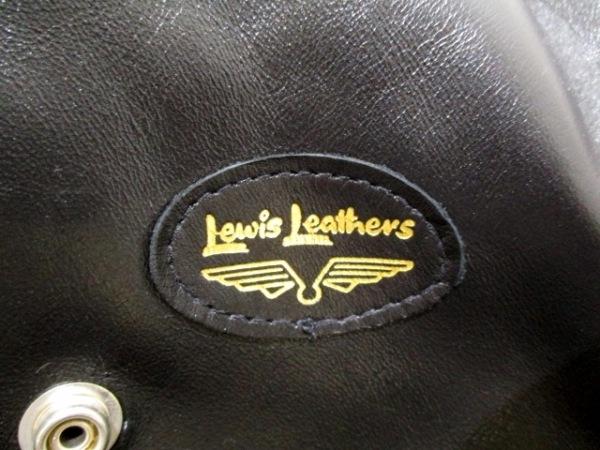 ルイスレザーズ ライダースジャケット サイズ40 M メンズ美品  441T 6
