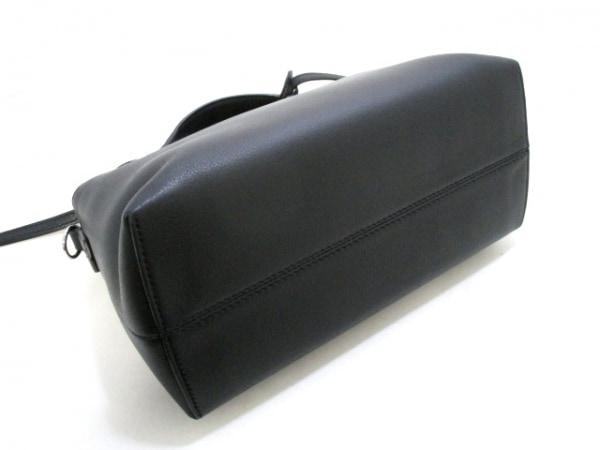 フェンディ ハンドバッグ美品  バイザウェイ 8BL124-1D5 黒 レザー 4
