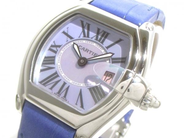 カルティエ 腕時計美品  ミニロードスター W6206007 レディース 0