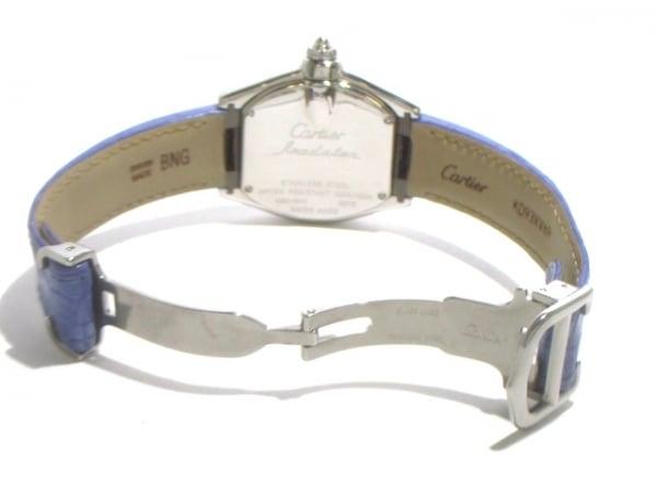 カルティエ 腕時計美品  ミニロードスター W6206007 レディース 5