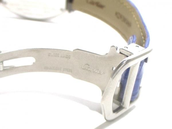 カルティエ 腕時計美品  ミニロードスター W6206007 レディース 6
