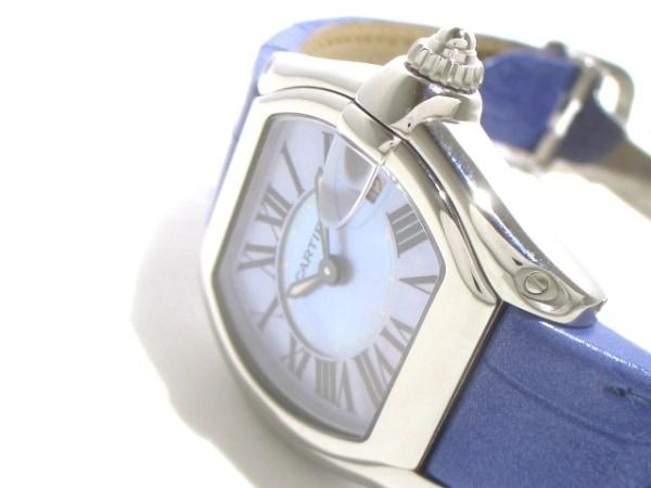カルティエ 腕時計美品  ミニロードスター W6206007 レディース 7