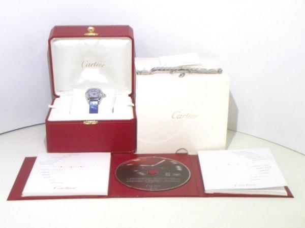 カルティエ 腕時計美品  ミニロードスター W6206007 レディース 8