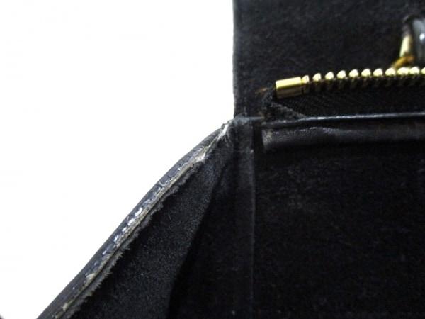 CELINE(セリーヌ) ハンドバッグ ベルトバッグ 黒 型押し加工 レザー 7