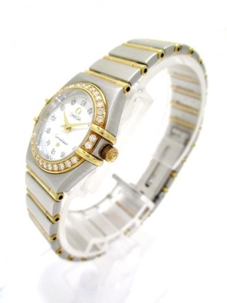 オメガ 腕時計美品  コンステレーションミニ 1267.75 レディース 2