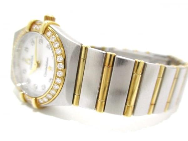 オメガ 腕時計美品  コンステレーションミニ 1267.75 レディース 7