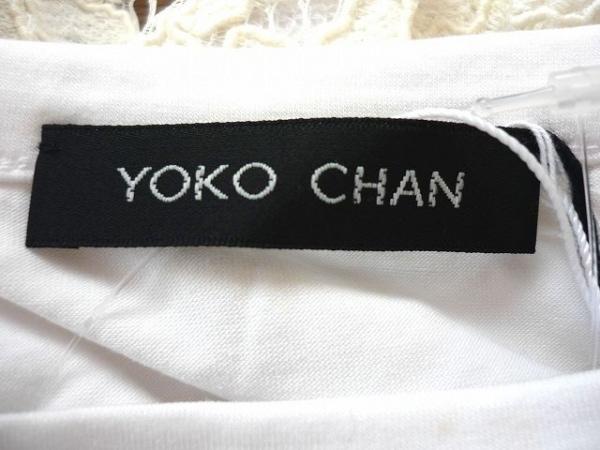 ヨーコ チャン 半袖カットソー サイズ38 M レディース美品 3