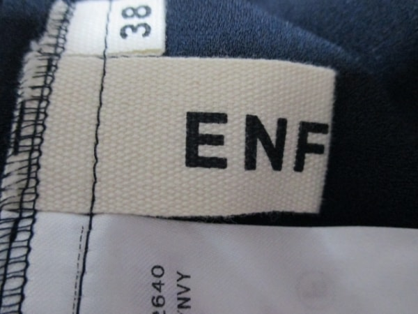 エンフォルド オールインワン サイズ38 M レディース ネイビー 4