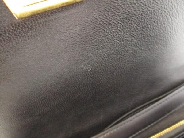 セリーヌ ショルダーバッグ美品  クラシックボックスミディアム 黒 7