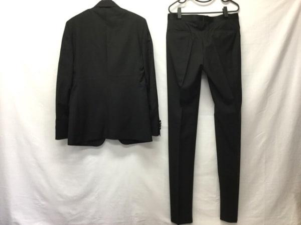 PRADA(プラダ) シングルスーツ サイズ48R メンズ美品  黒 2