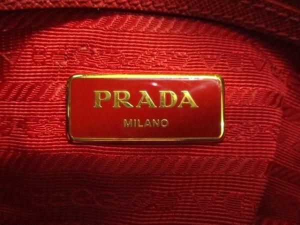 PRADA(プラダ) ハンドバッグ - BL0838 レッド 6