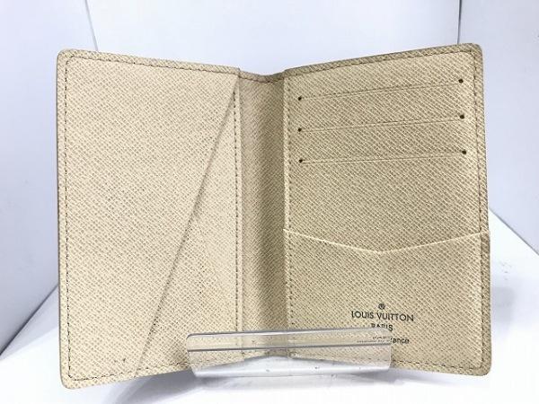 ルイヴィトン カードケース ダミエ 7 x 11  N63144 アズール 3