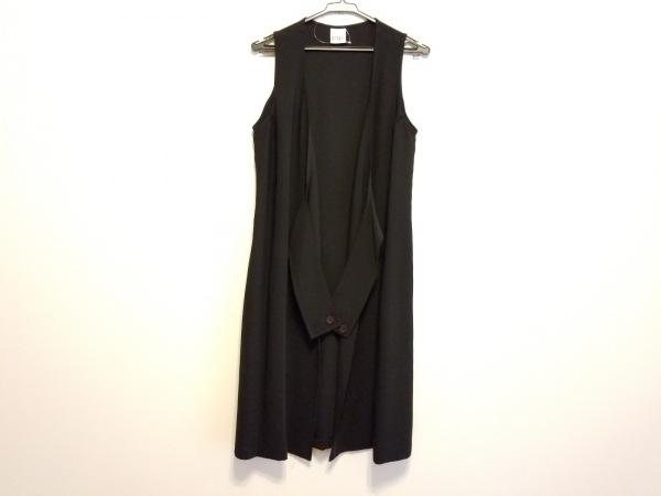PAOLA FRANI(パオラ フラーニ) ドレス レディース 黒 シャツワンピ 0