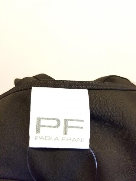 PAOLA FRANI(パオラ フラーニ) ドレス レディース 黒 シャツワンピ 3