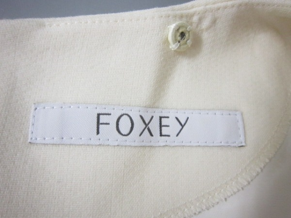 FOXEY(フォクシー) ワンピース サイズ38 M レディース美品  36444 4