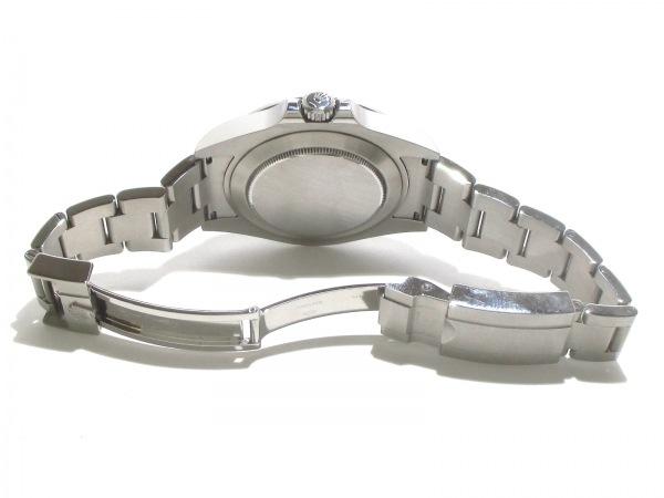 ROLEX(ロレックス) 腕時計美品  エクスプローラー2 216570 メンズ 黒 5
