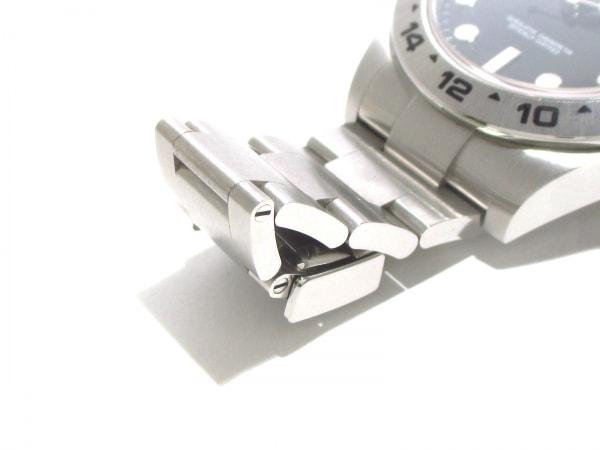 ROLEX(ロレックス) 腕時計美品  エクスプローラー2 216570 メンズ 黒 7