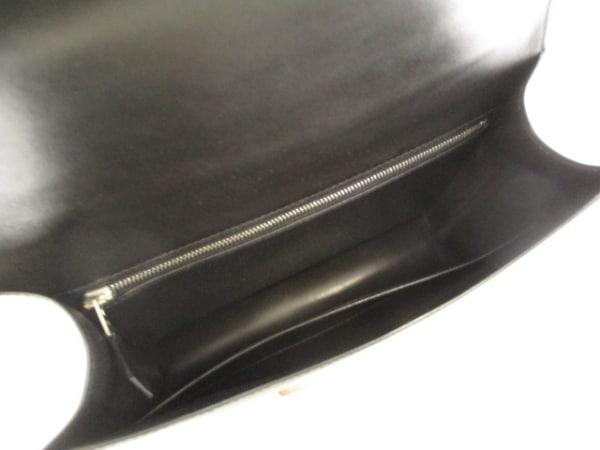 エルメス ショルダーバッグ美品  コンスタンス23 黒 ボックスカーフ 5