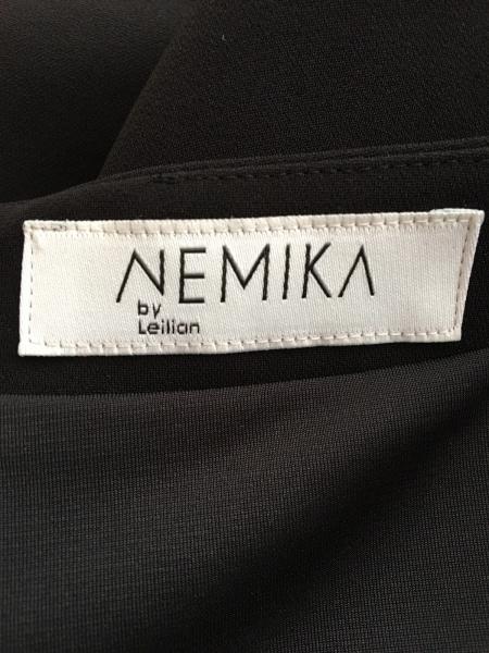 Leilian(レリアン) オールインワン レディース 黒 NEMIKA 3