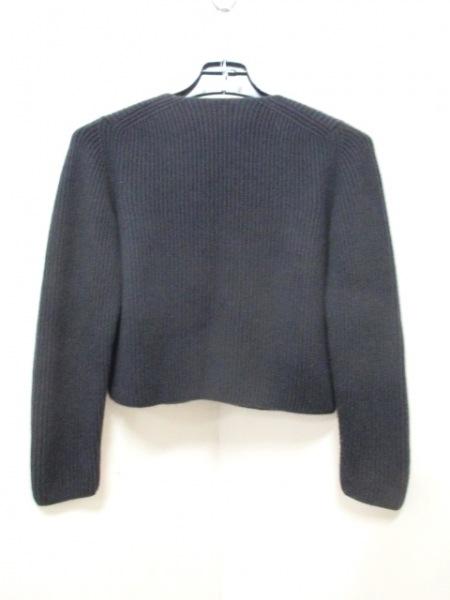 エルメス 長袖セーター サイズS レディース美品  ダークブラウン 2