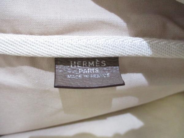 HERMES(エルメス) ボストンバッグ ヴィクトリア43 エトープ 6