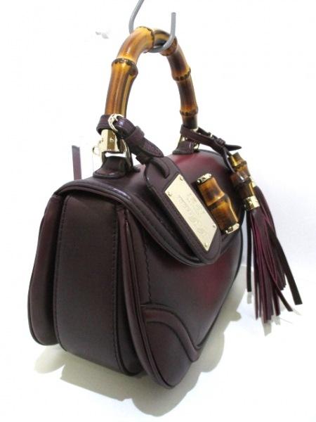 グッチ ハンドバッグ美品  ニューバンブー 273800 1921コレクション 2
