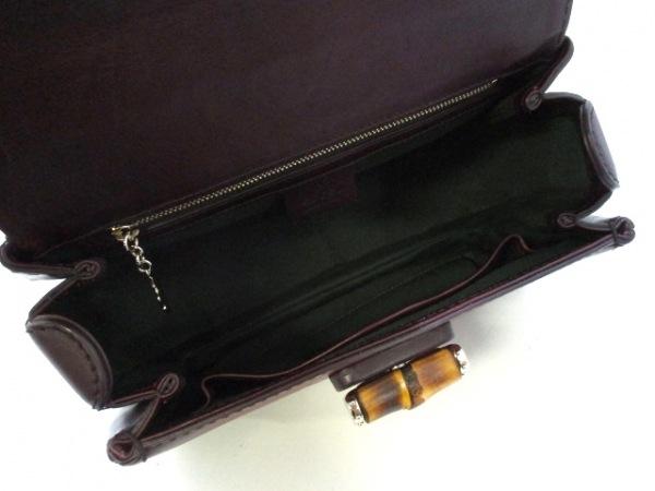 グッチ ハンドバッグ美品  ニューバンブー 273800 1921コレクション 5