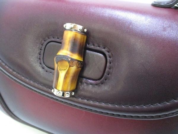 グッチ ハンドバッグ美品  ニューバンブー 273800 1921コレクション 8