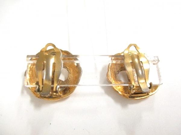 CHANEL(シャネル) イヤリング 金属素材 ゴールド ココマーク 2